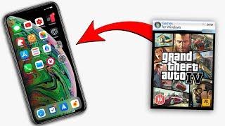 Лучшие игры на iOS и андроид, портированные С ПК и КОНСОЛЕИ!