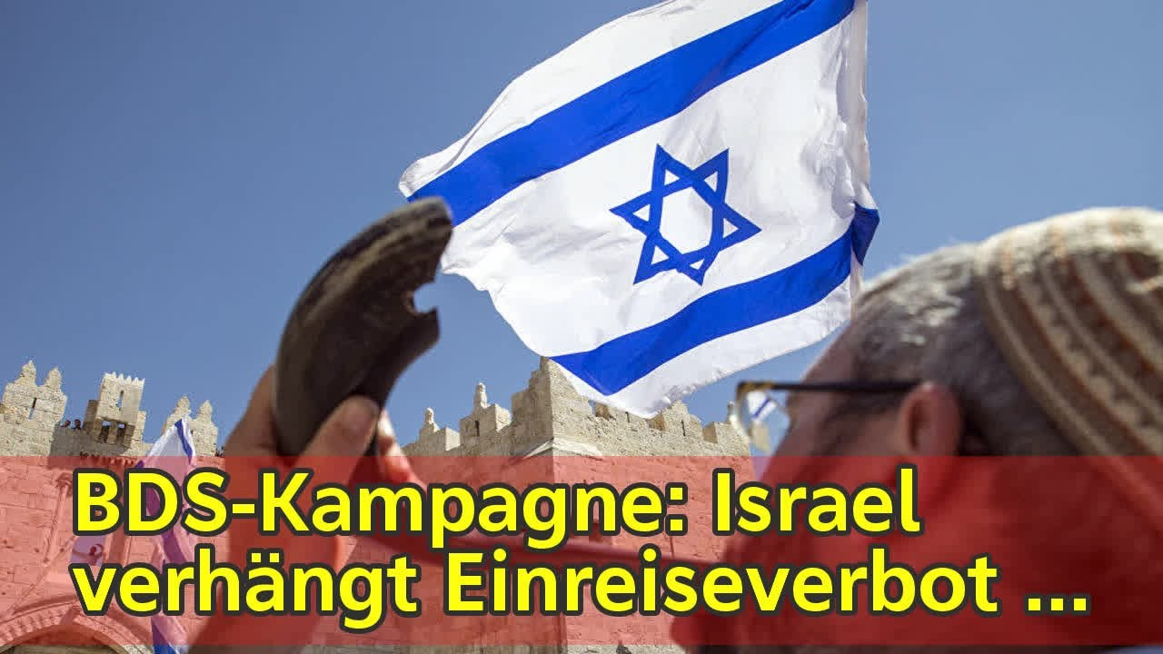 Israel Einreiseverbot