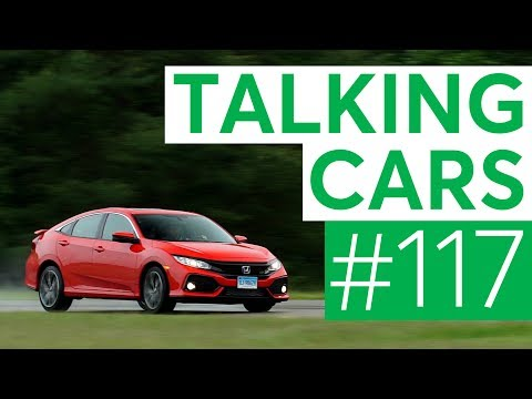 Used Car Questions & Honda Civic Si | Talking Cars with Consumer Reports #117
