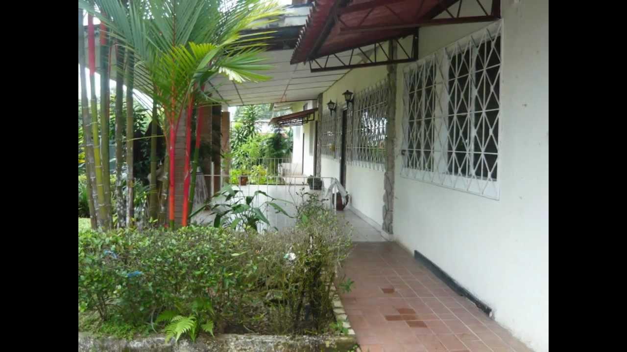 Casa en remate ubicada en la concepcion bugaba chiriqui youtube - Casas de bancos en la linea dela concepcion ...