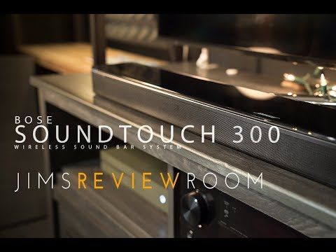 Bose SoundTouch 300 Soundbar - REVIEW