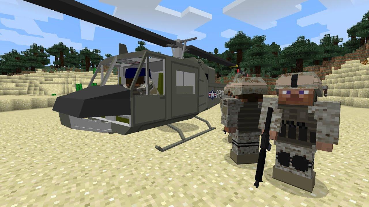 Minecraft Village Assault Custom NPCs Mod Flans Mod YouTube - Minecraft maps fur flans mod