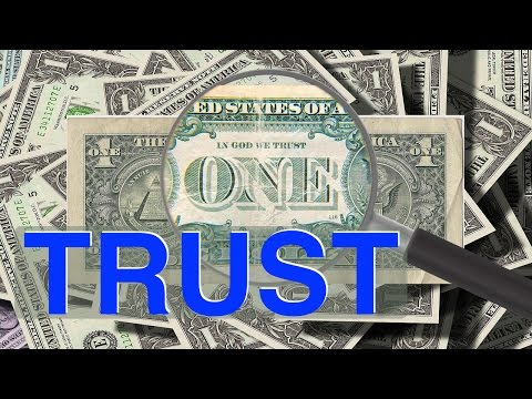 Put Your Money Where Your Mouth Is | Trust in The Creator