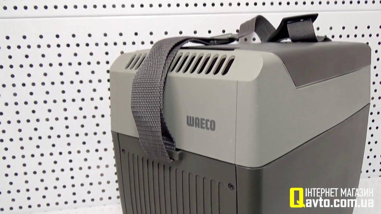 domeitc (waeco) tropicool tc 07 thermoelectric cooler (7 l) - youtube