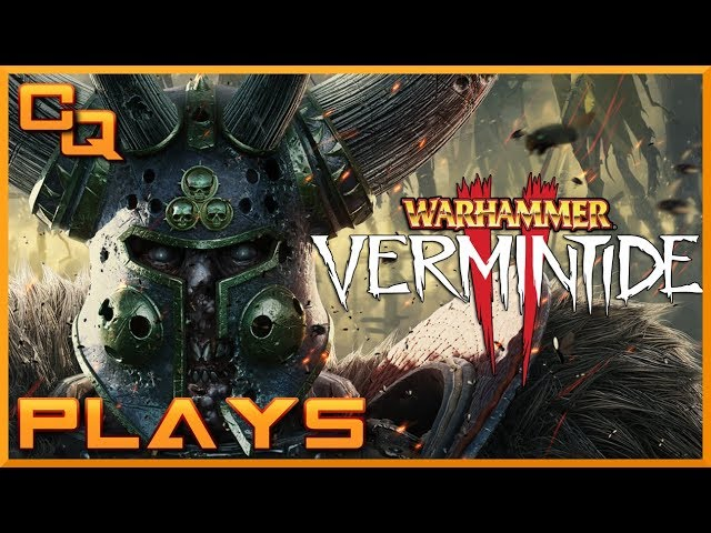Vermintide II Beta - Conquest Plays