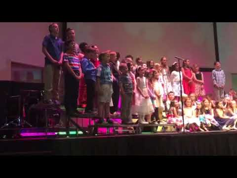 "Brooklake Christian School ""Hallelujah"" Easter Version"