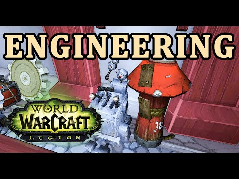 Going to Waste WoW Engineering Quest