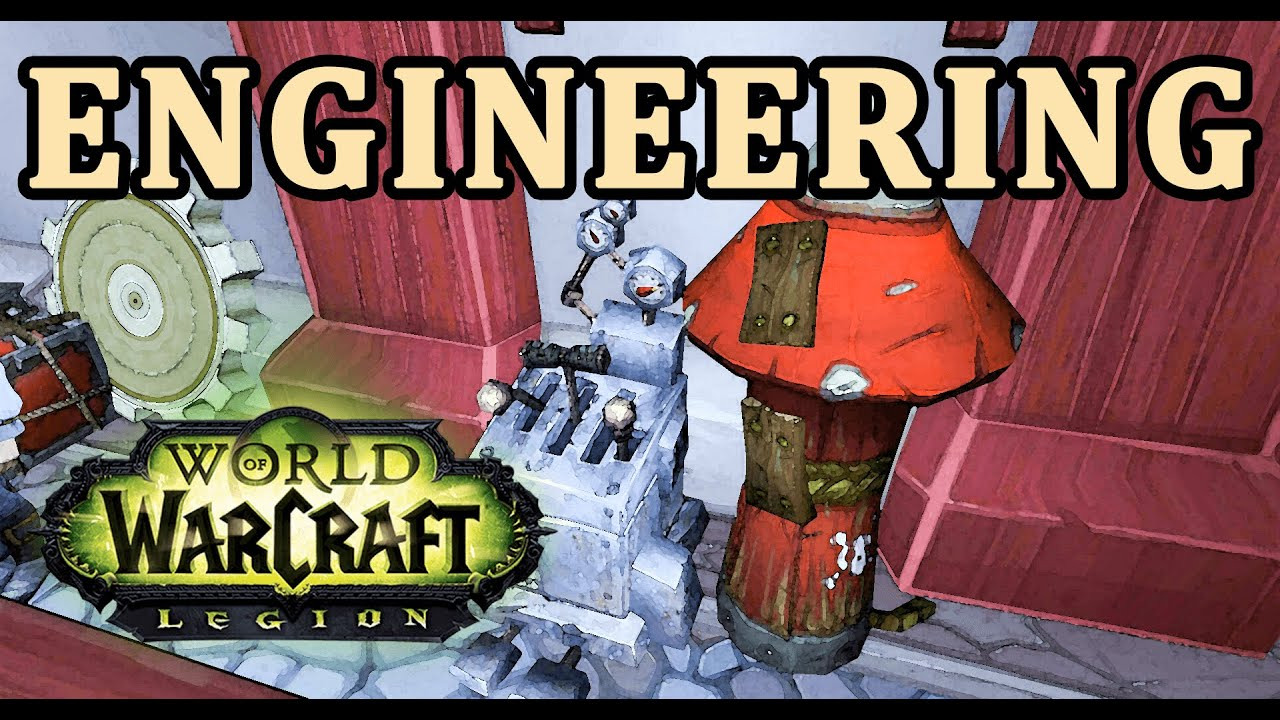 going to waste wow engineering quest, schematic