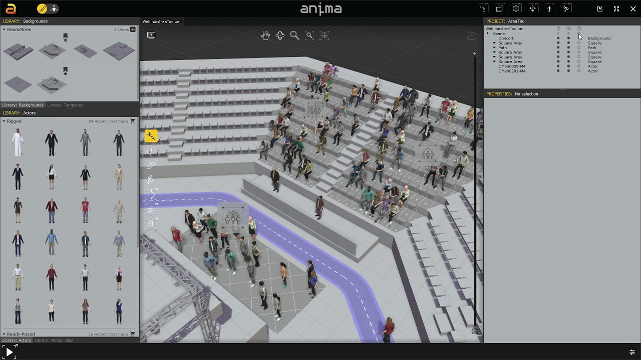 Anima3 5 0 for 3ds Max, Cinema 4D, Unreal Engine - Plugins Reviews