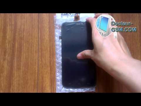 Réparer Ecran LCD Et Vitre Tactile Wiko Darkside