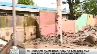 TV Patrol Tacloban - January 7, 2015