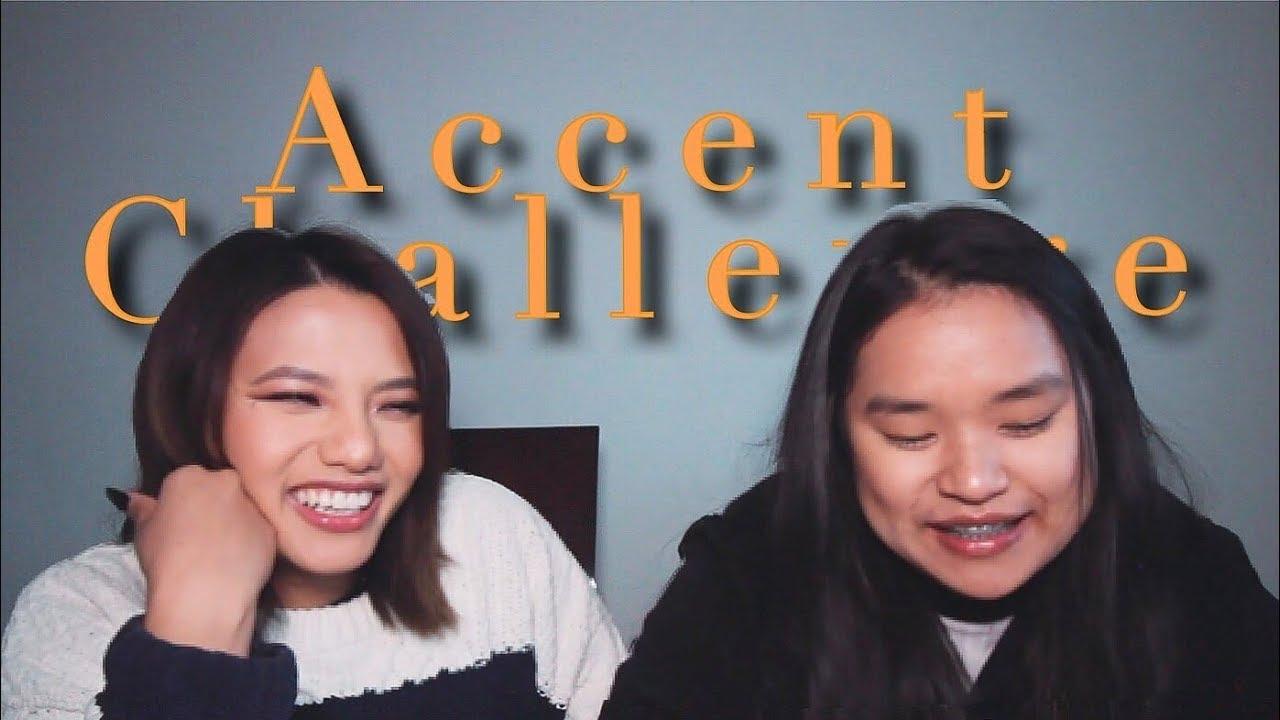 Accent Challenge || Anjila Tamang