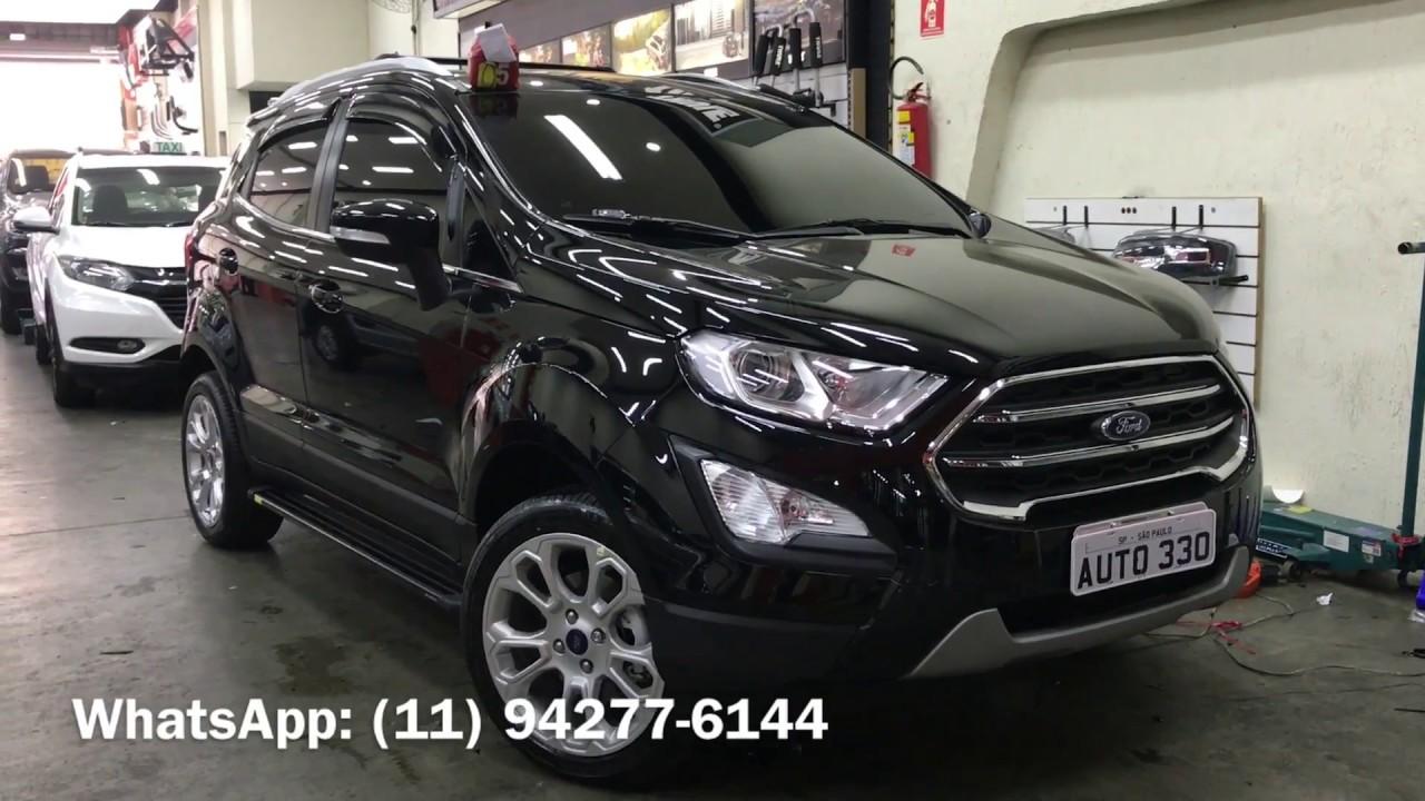 Ford EcoSport 2018 - Acessórios em Geral - Acessórios EcoSport 2018 - Auto330 Acessórios - YouTube