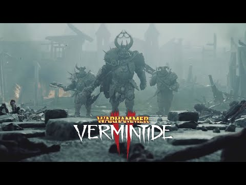 Warhammer: Vermintide 2 - PlayStation 4 Gameplay Trailer