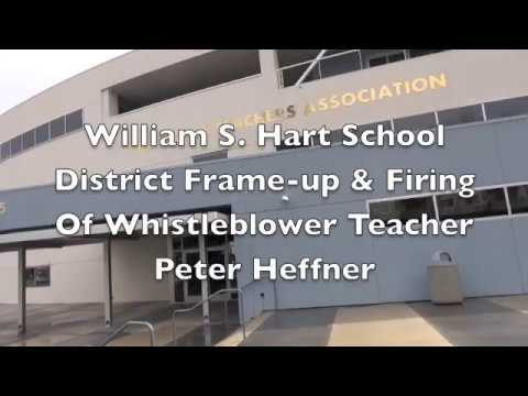 The CTC, CTA & The Frame-up Of California Teacher Peter Heffner