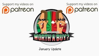 January 2016 Update - Thank You