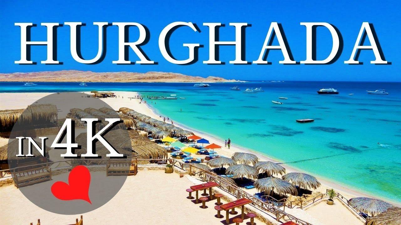 Hurghada in 4K - Egypt