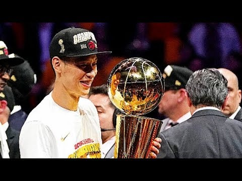 Jeremy Lin Finally Wins A NBA Championship Before Carmelo & Chris Paul Without A Sweat In Game 6!