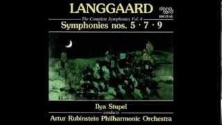 Rued Langgaard Symphony No 9 ARPO/Ilya Stupel