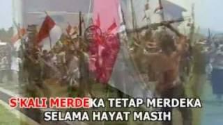Hari Merdeka - Lagu Perjuangan Indonesia - SD 3 Megawon.mpg.flv