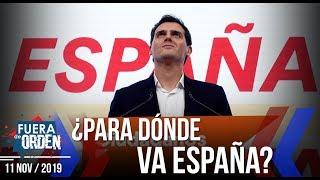 ESPAÑA ENTRAMPADA | ELECCIONES | PARTE 2 | FUERA DE ORDEN | FACTORES DE PODER