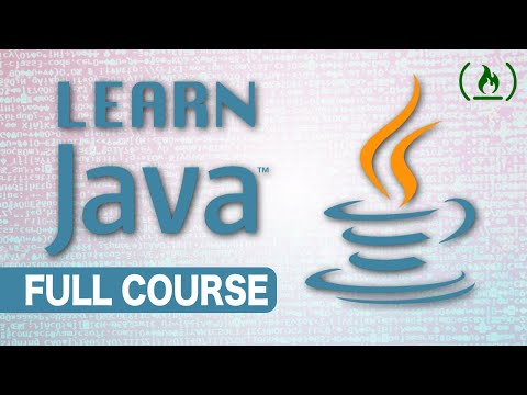Intro to Java Programming - Course for Absolute Beginners