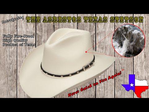 ARP 8: Asbestos Texas Stetson