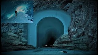 *UNIDENTIFIABLE DNA FROM ADVANCED LIFE FORM FOUND IN ANTARCTIC CAVERN 1000 FT HIGH &  3 KM LONG!