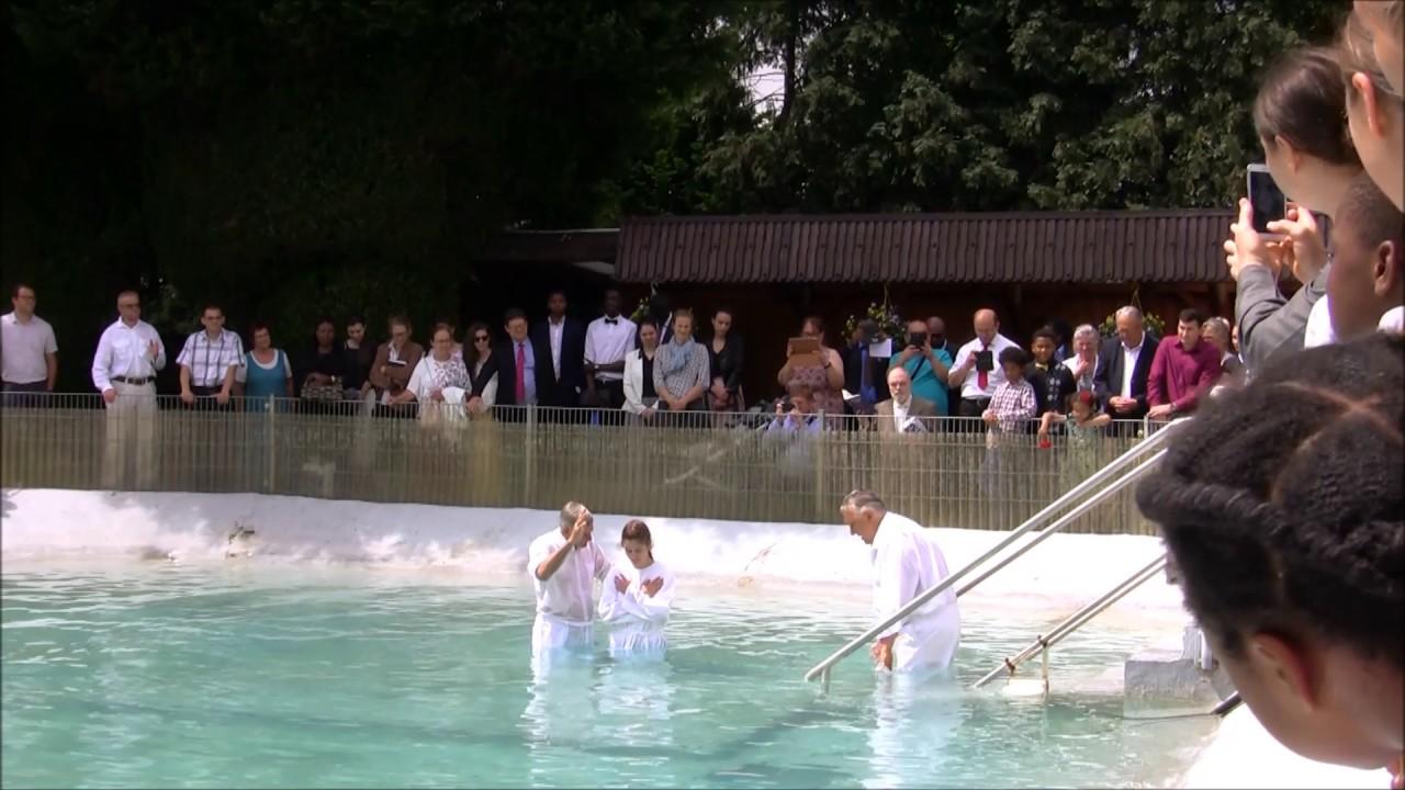 Wasser Taufe Auf Den Namen Herrn Jesus Christus