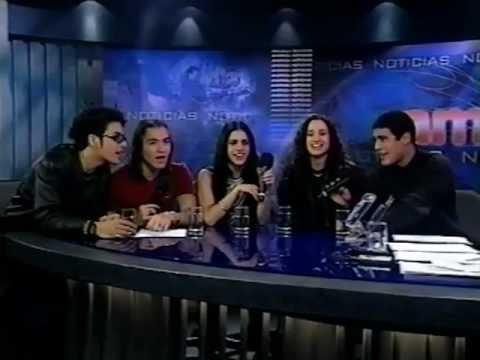 VOX- ENTREVISTA AMERICA NOTICIAS (2001)