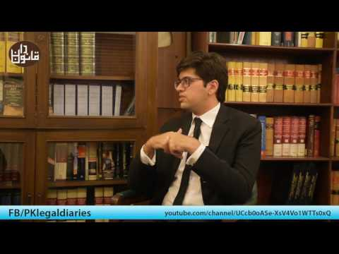 Bar at Law is completely useless and it should not be done, Says Zeeshaan Hashmi (LLM from Harvard)