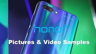 Honor 10 camera test (photos & video)