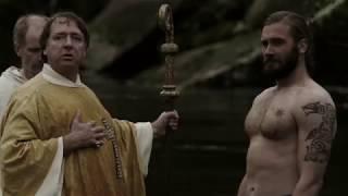 Викинги. Ролло принимает крещение