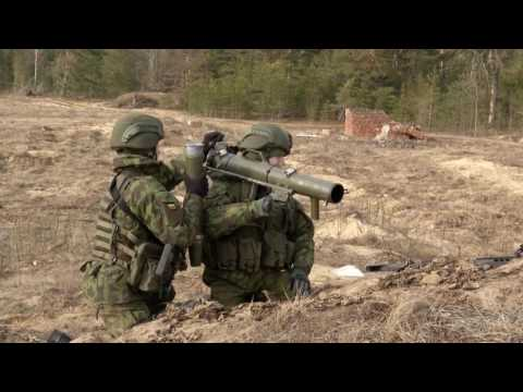 Defence Committee of the Germany Bundestag visit in Rukla - B-Roll Part 1