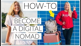BEFORE 2019: BECOME A DIGITAL NOMAD!