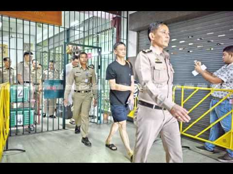 ส่งนักโทษคดีบีบีซีเข้าเรือนจำพิเศษกรุงเทพฯ ผบ.คุกสั่งจนท.เฝ้า 24 ชม.