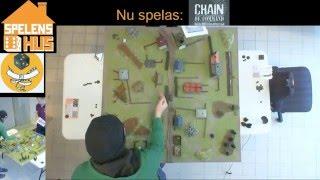 Chain of command: Attack & Defend, close game!
