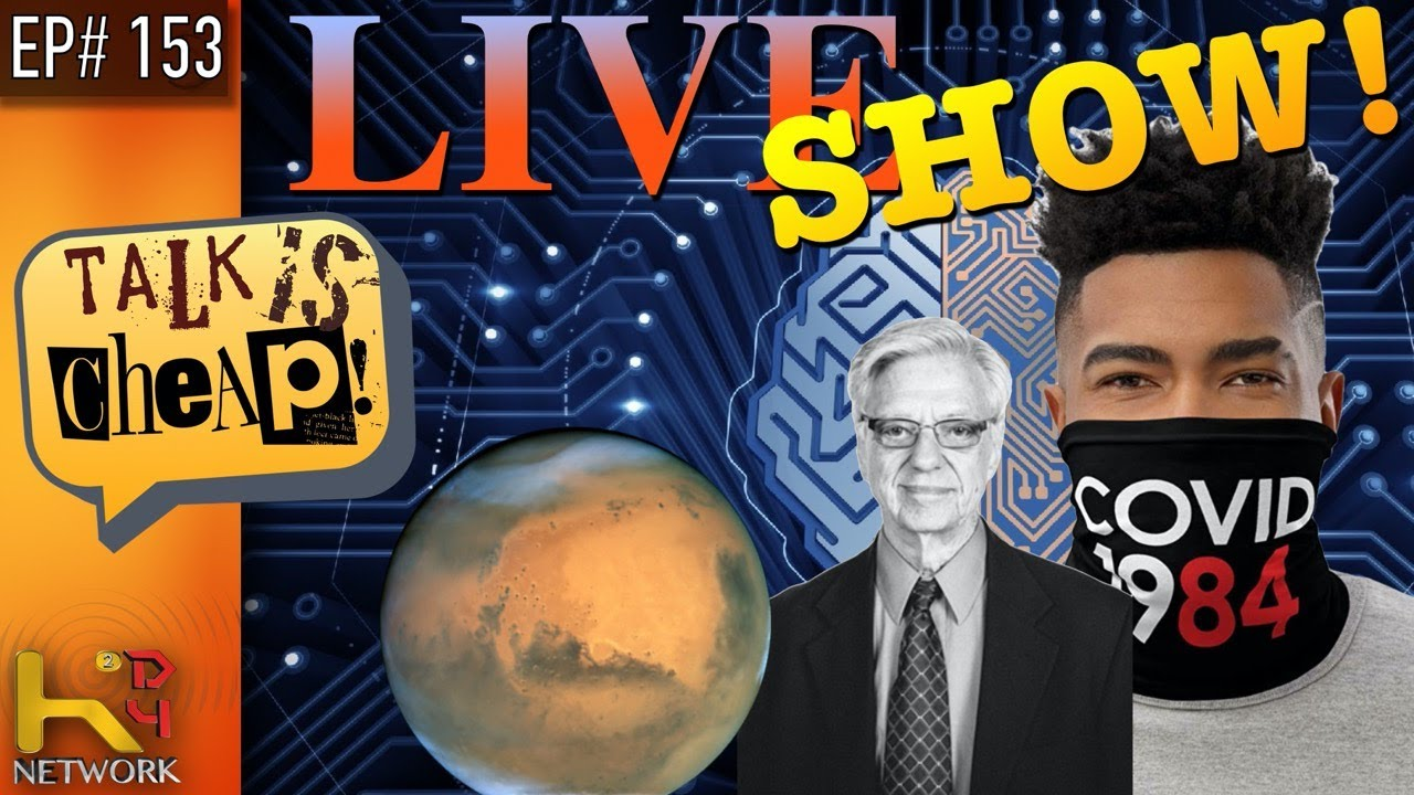 TALK IS CHEAP [EP153] TTSA SPACE NEWS | LATEST LOCKDOWN