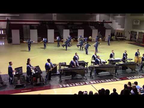 Delano High School Drumline 02-03-18