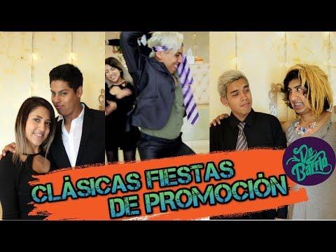 CLÁSICAS DE FIESTAS DE PROMOCIÓN  | DeBarrio