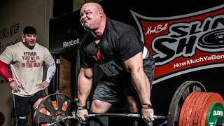 The World's Strongest Man Teaches YOU How to Build YOUR Strongest Deadlift
