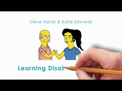 Steve Hardy & Katie Edwards Discuss Learning Disability Nursing
