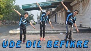 Ude Dil Befikre - Dance Choreography | Befikre | SDA | KIDS | Ranveer Singh | Vaani Kapoor