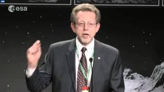 Dr. James L. Green NASA a few words about ESA Project Rosetta CONFIRMATION OF LANDING 12-Nov-14
