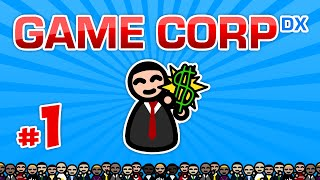 Game Corp DX #1 - NEW OFFICE SMELL