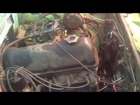 Замена заглушки гбц ваз 2101-07 не разбирая двигатель