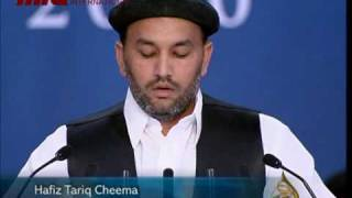 Opening - Concluding Session Jalsa Salana 2010 (sunday) part 1/2
