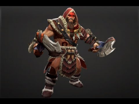 dota 2 store hunter of the red talon set beastmaster youtube