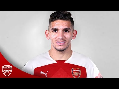 pretty nice 8730f 9e14a Lucas Torreira - Welcome to Arsenal - YouTube