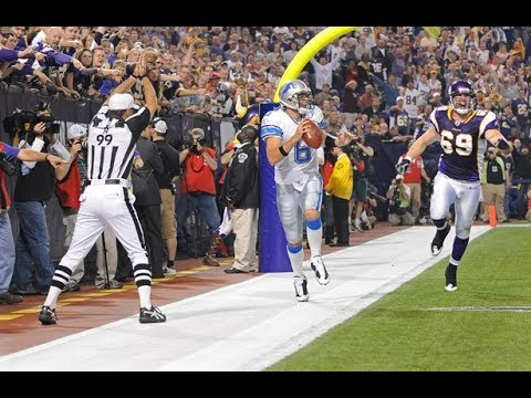 NFL 'What Are You Doing?' Moments